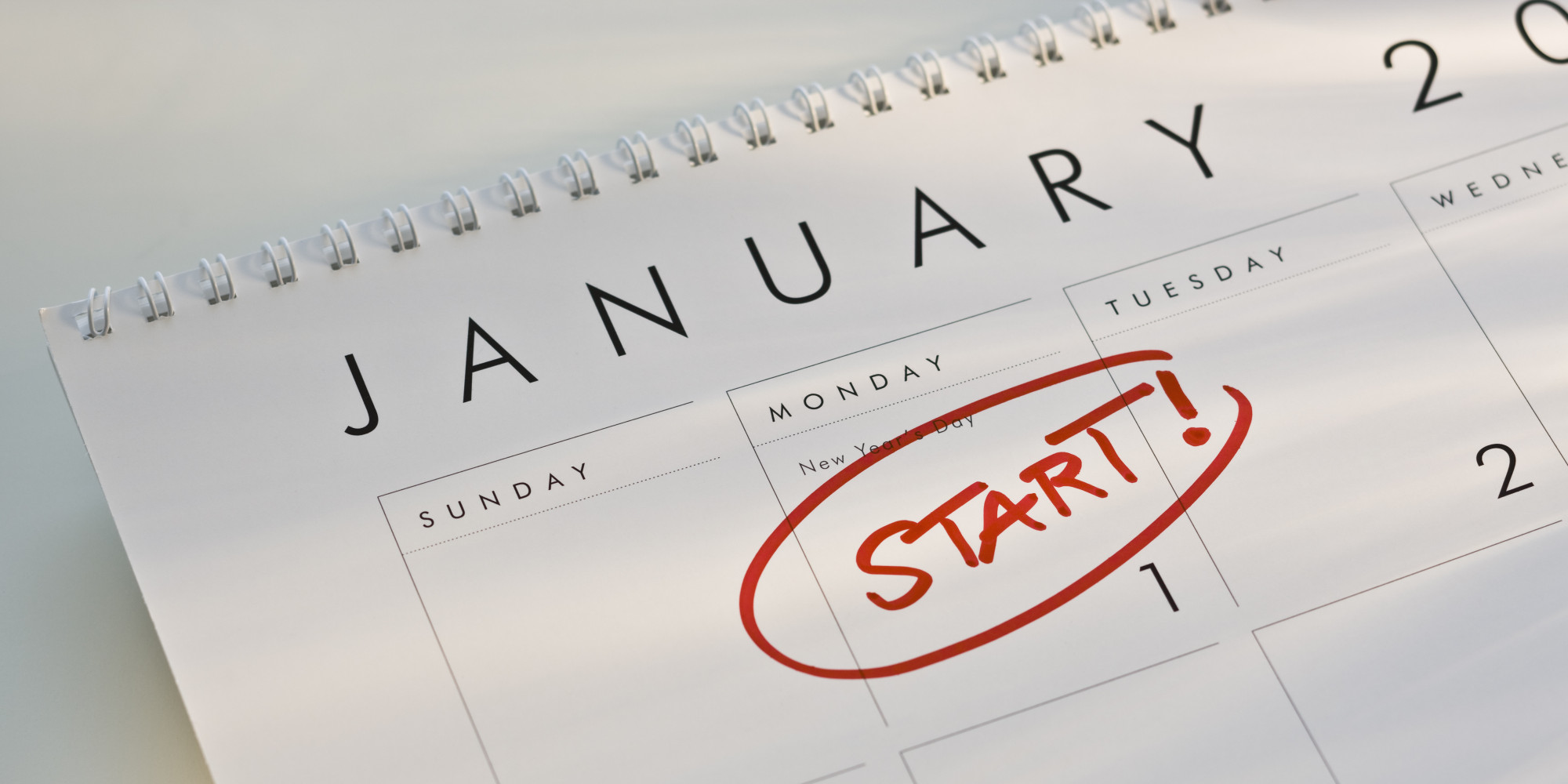Why people fail at their New Year Resolutions within 2 weeks .. and how you can be one of the successful ones!